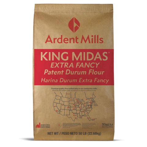 King Midas Extra Fancy Durum Flour