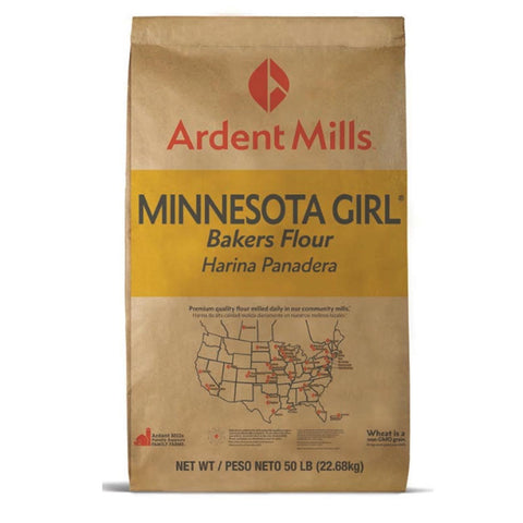 Minnesota Girl Bakers Flour