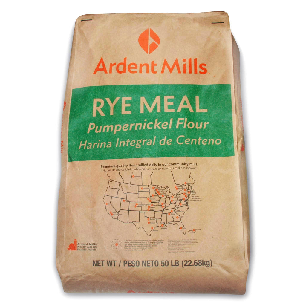 Rye Meal Pumpernickel Flour