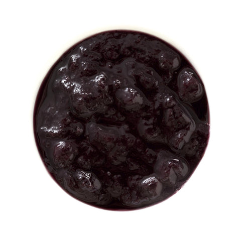 No Sugar Added Wild Blueberry Filling