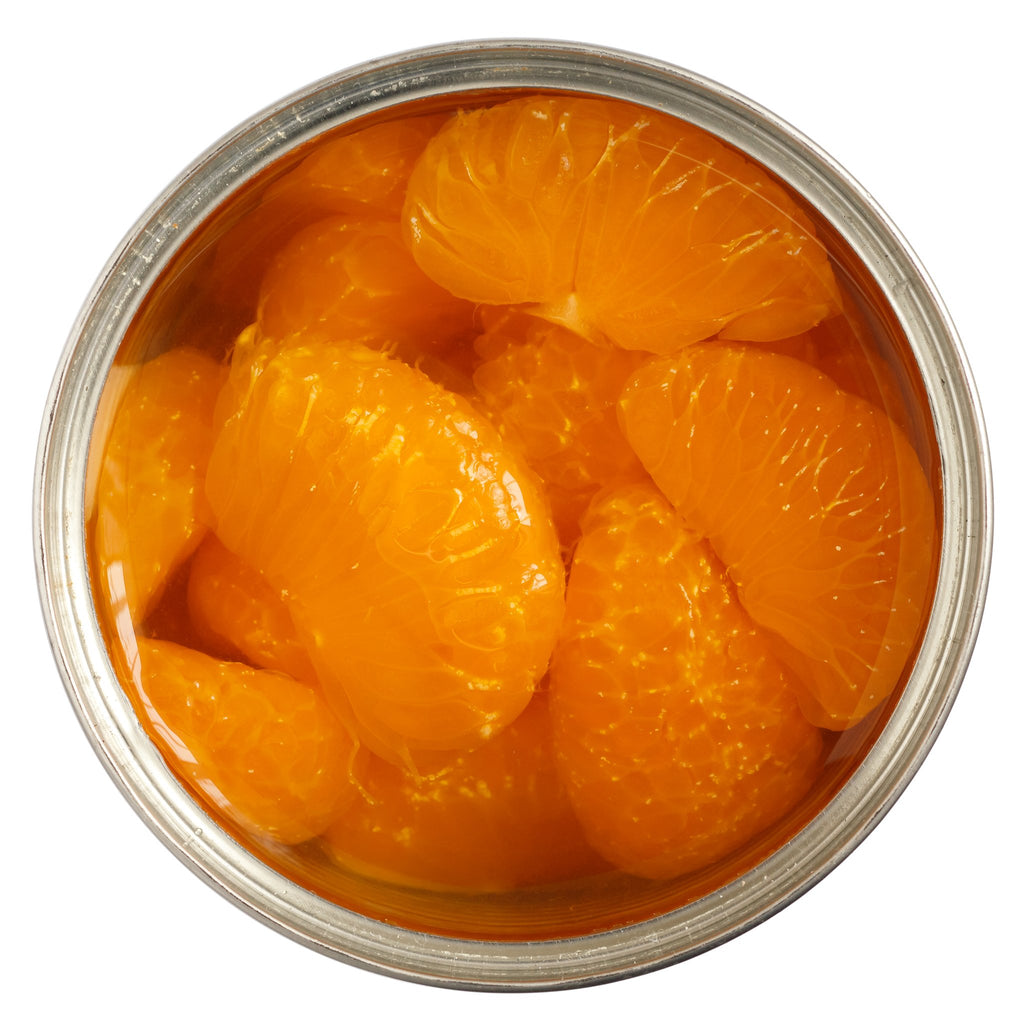 Canned Madarin Oranges - Whole Segments