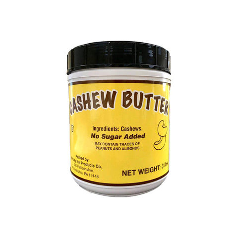 All Natural Cashew Butter (No Sugar Added)