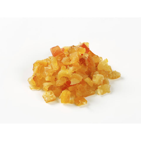 5LB Diced Candied Orange Peel (1/4 inch)