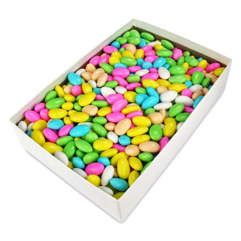 Jordan Almonds - Assorted Colors