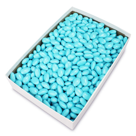 Jordan Almonds - Blue