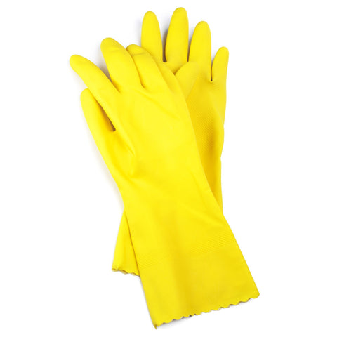 Flock Lined Gloves - XL- Case of 12 Bags (144 Pairs)