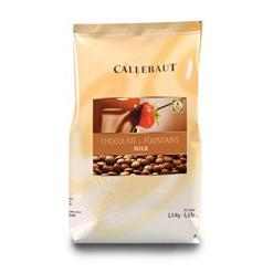Milk Chocolate for Fountains - 37.8% Cacao