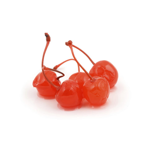 Maraschino Cherries - With Stems