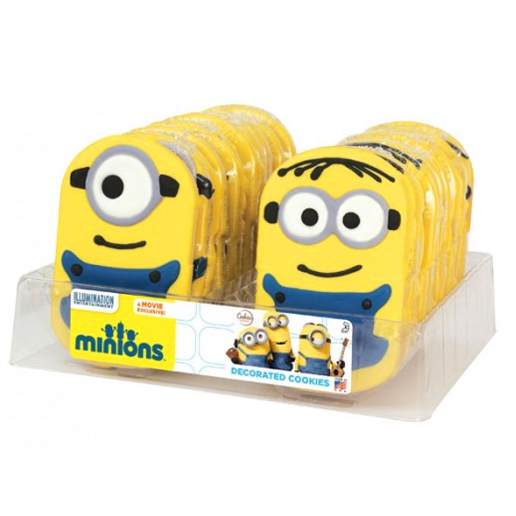 Minion Cookie (24 Count)