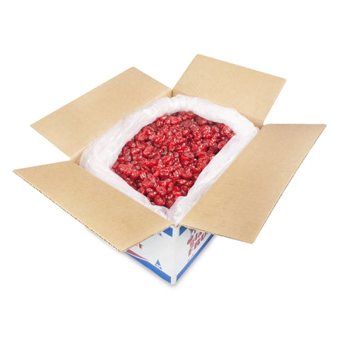 Pennant Glace Red Cherry Halves