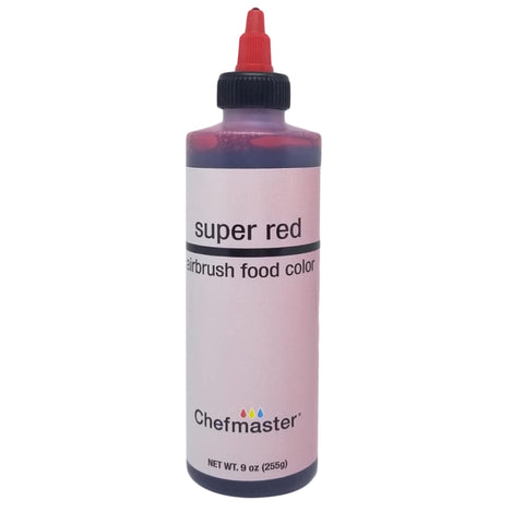 Super Red Airbrush Food Color