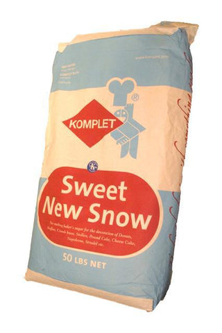 Komplet Sweet New Snow Decorating Sugar