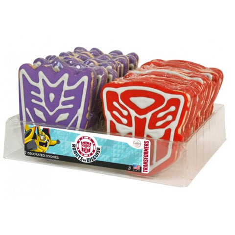Transformer Cookie (24 Count)