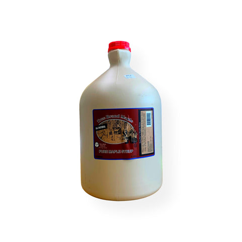 100% Pure Vermont Maple Syrup 1 gallon, Grade A, organic, kosher