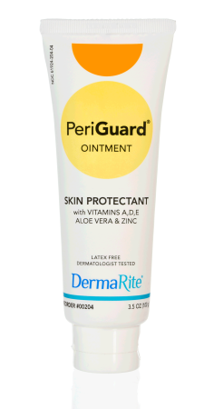 Ointment PeriGuard® Skin Protectant with Vitamins A, D, E, Aloe Vera & Zinc by Dermarite