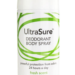 Deodorant Aerosol Sprays UltraSure™ by Dermarite