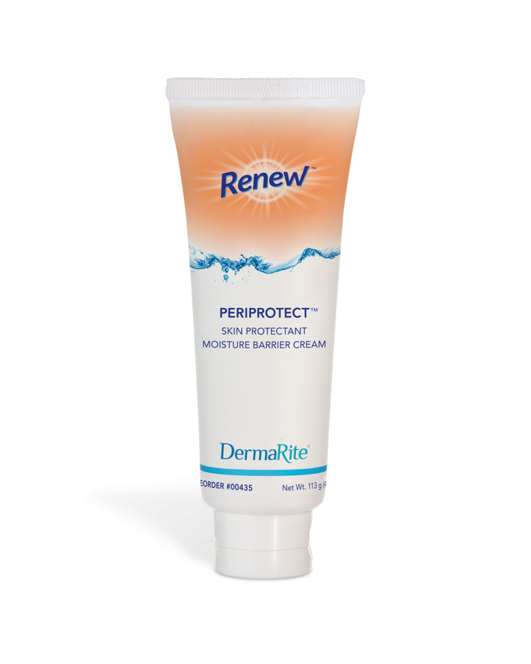 Ointment Barrier Cream Renew PeriProtect™ w/12% Zinc and 1% Dimethicone by Dermarite