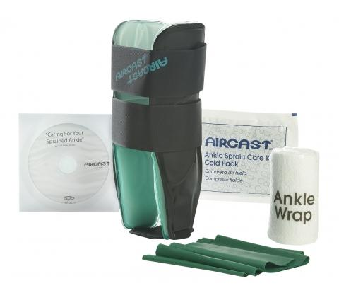 Brace Ankle Air-Stirrup Universal Care Kit by DJO Global