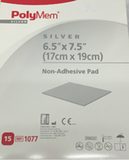 Dressing Foam No Adhesive Sterile PolyMem® and PolyMem Silver® by Ferris
