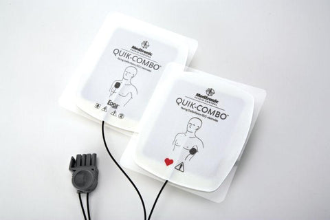 AED Electrode Adult QUIK-COMBO by Physio-Control