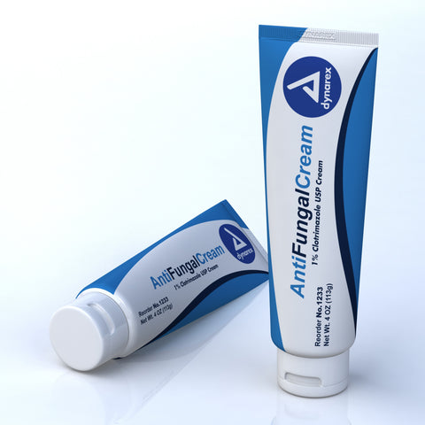 Antifungal Cream 1% Clotrimazole by Dynarex