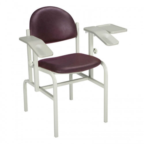Chair Blood Drawing 350lb 5Yr Warranty by Brewer