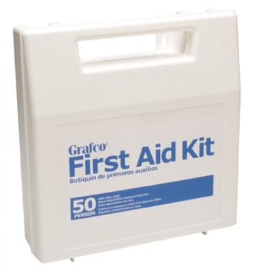 First Aid Kit - 50 Person by Graham-Field