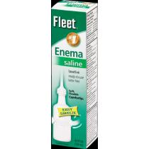 Enema Saline and Mineral Oil 4.5oz by CB Fleet