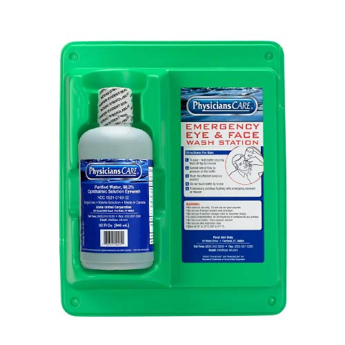 Eye Wash Stations 32oz by Acme