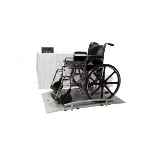 Scale Wheelchair Digital 1000LB Dual Ramp By Healthometer