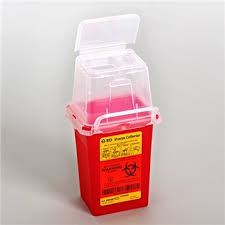 Sharps Multi-Use One Piece  and Phlebotomy by BD