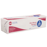 Dressing Gauze Pad Non-Woven Non Sterile by Dynarex