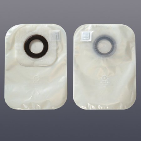 Ostomy Pouch Hollister Karaya 5 Closed Pouch With Porous Tape 1 Piece by Hollister