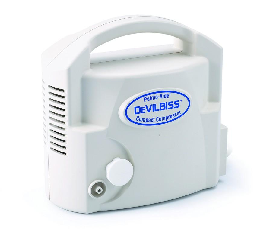 Nebulizer Compressor Machine Compact Aerosol Therapy by DeVilbiss Drive