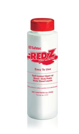 Spill Control Solidifer's Red Z® by Safetec