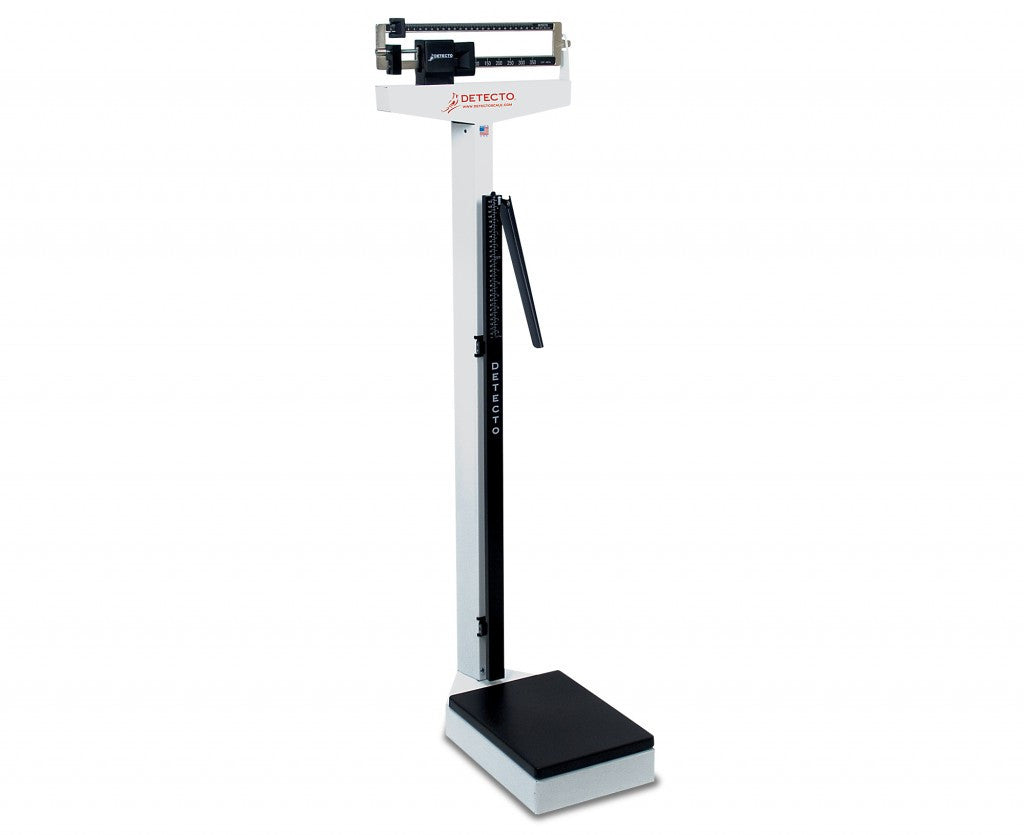 Scales Physicians Floor Mechanical by Detecto
