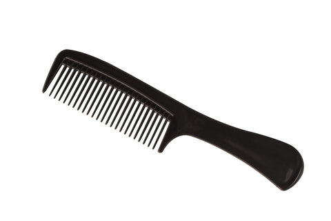 "Combs 8.5"" Large Handle Black by Dynarex"