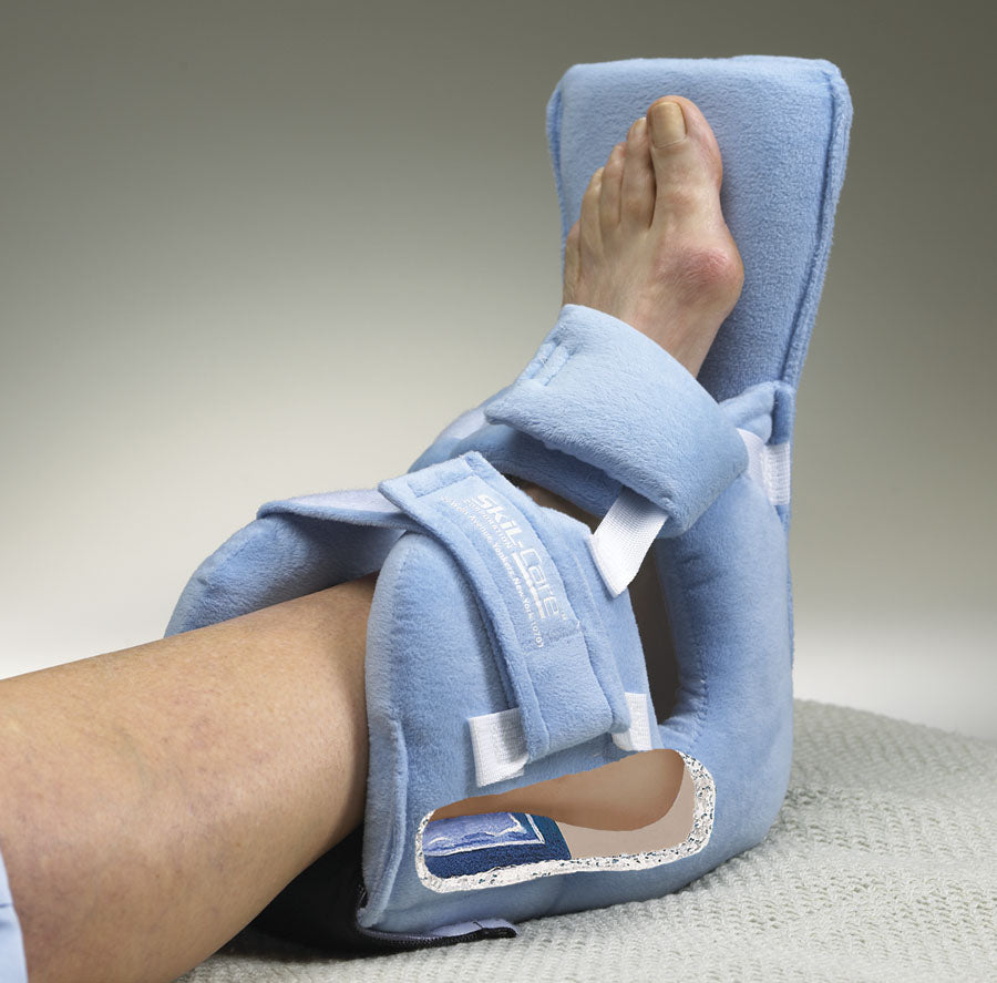 Heel Float™ Plus Off-loading Boot by Skilcare