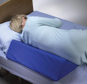 Wedge Bed Positioning 30 Degree Latex Free Wipe Clean by Skilcare