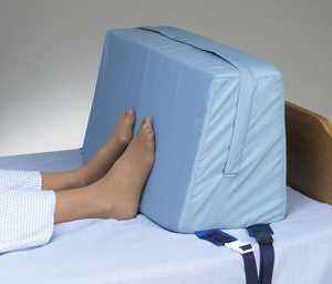 Cushion Foot Support Bed by Skilcare