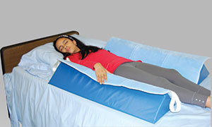 Wedge & Pad Positioning System In Bed by Skilcare