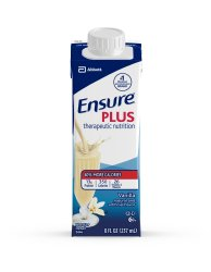 Ensure Plus® Tetra Pack Therapeutic Nutrition by Ross