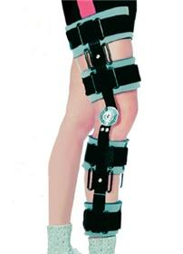"Brace Knee Post Operative 13"" Pediatric RCAI Adjustable Pin by AliMed"