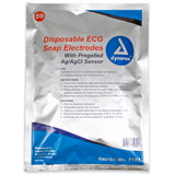 Electrode ECG Snap Disposable Sterile by Dynarex