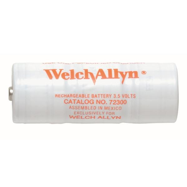 Battery Audiometer Rechargeable Nickel CadmiuMM F Power Handle by Welch-Allyn