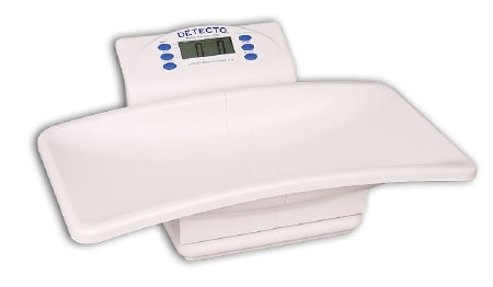 Scale Baby Digital 44lb Capacity 1/2oz Increments by Detecto