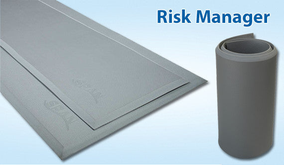 "Mat Fall 1"" Risk Manager by Span"