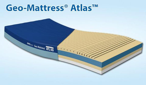 Mattress Bariatric Geo-Mattress® Atlas™ by Span America
