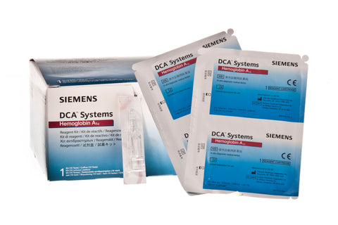 Analyzer DCA Vantage Reagent Kit HBA1C by Siemens Healthcare