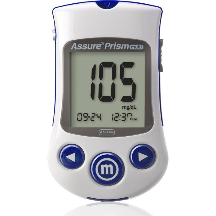 Monitor Diabetes Assure Prism & Accessories Rx Item by Alkray